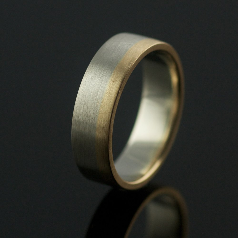 6mm wedding band custom jewelry portland