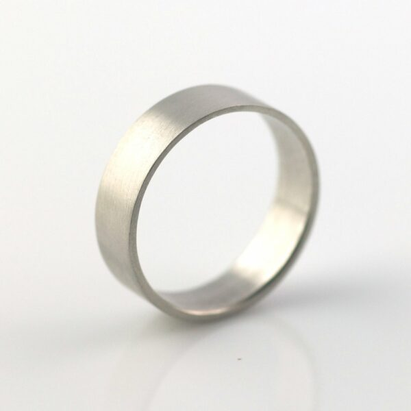 recycled wedding ring groom